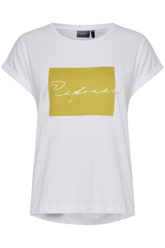Camiseta blanca Byoung 20807926_80100_30