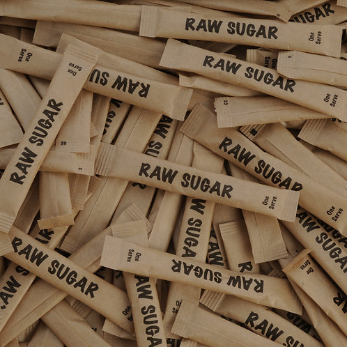 Sugar Sticks - Raw Box 2000