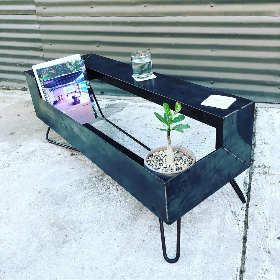 SWINDLER COFFEE TABLE
