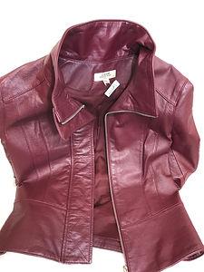 Leather Jacket Colour Restoration