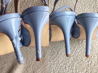 heel repair in melbourne