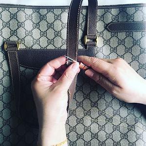 bag repair & Stitching