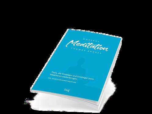 E-Booklet: Moderne Meditation