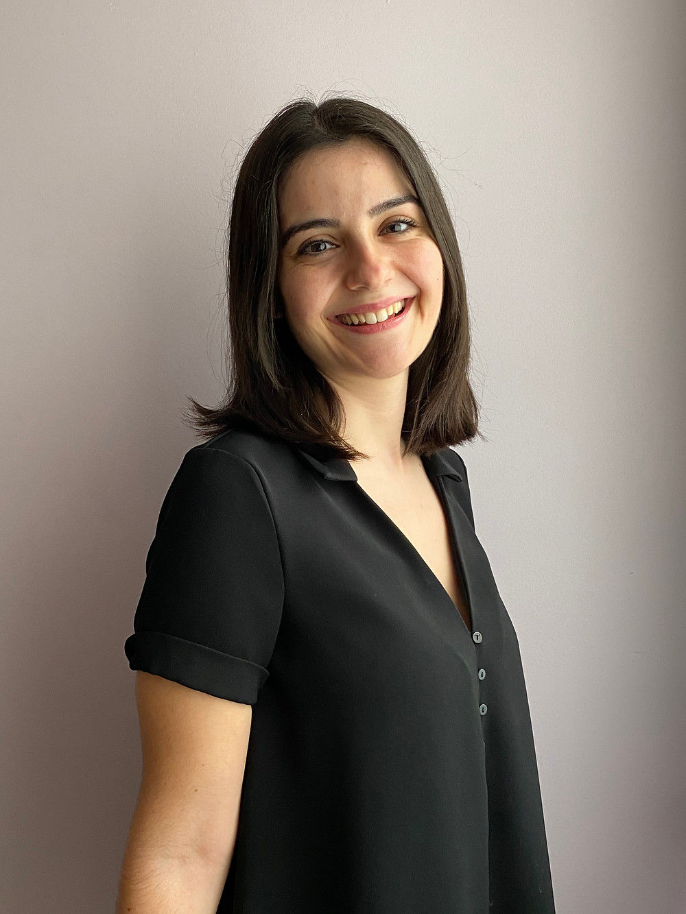 Diseñadora Najjat Guerra para Not That Brand