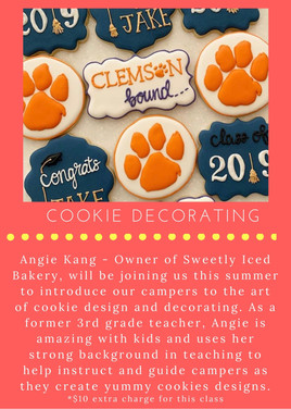 Cookie Decorating - NEW
