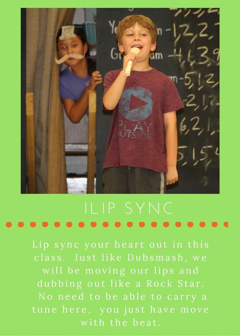 iLip Sync