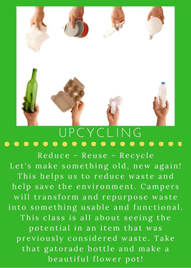 Upcycling - NEW
