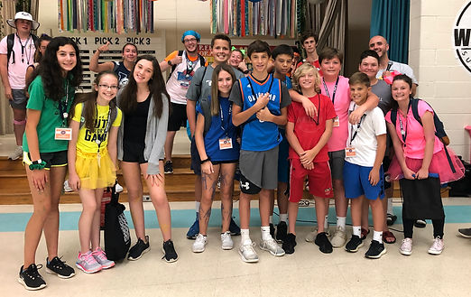 Whitman Summer Camp - Leaders in Training Camp