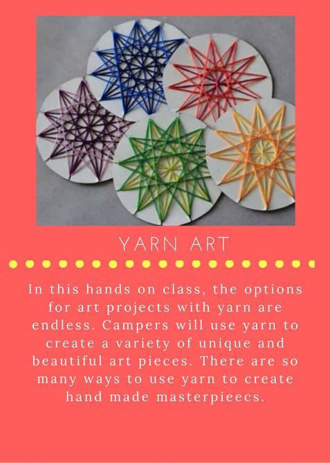 Yarn Art - NEW
