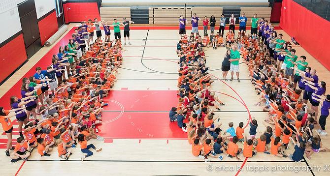 Whitman Summer Camp - 10 Year Anniverary