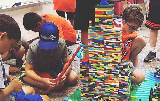 Whitman Summer Camp - LEGO Camp