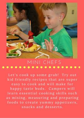 Mini Chefs