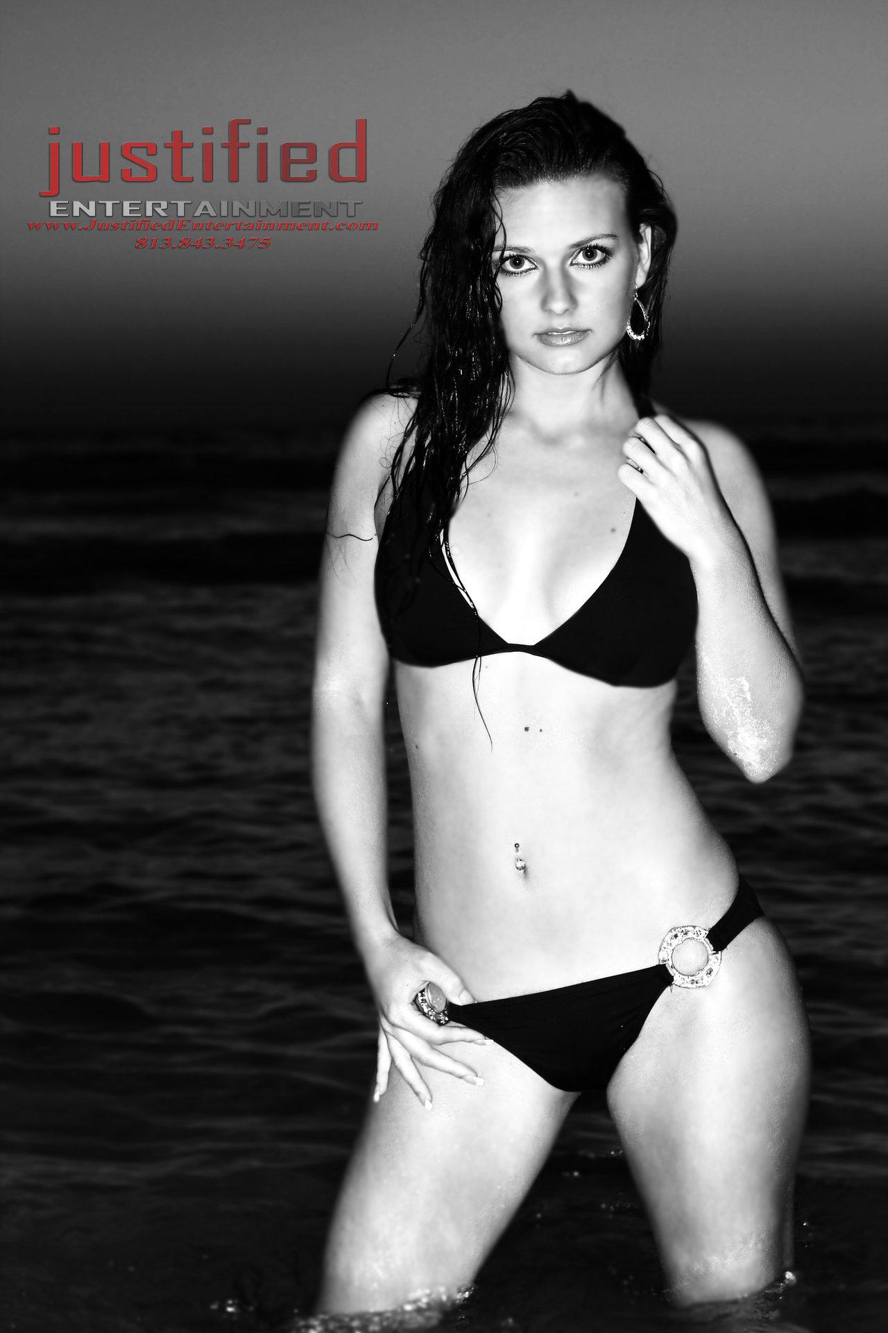 Amanda Mccain - swimsuit - ryan justice