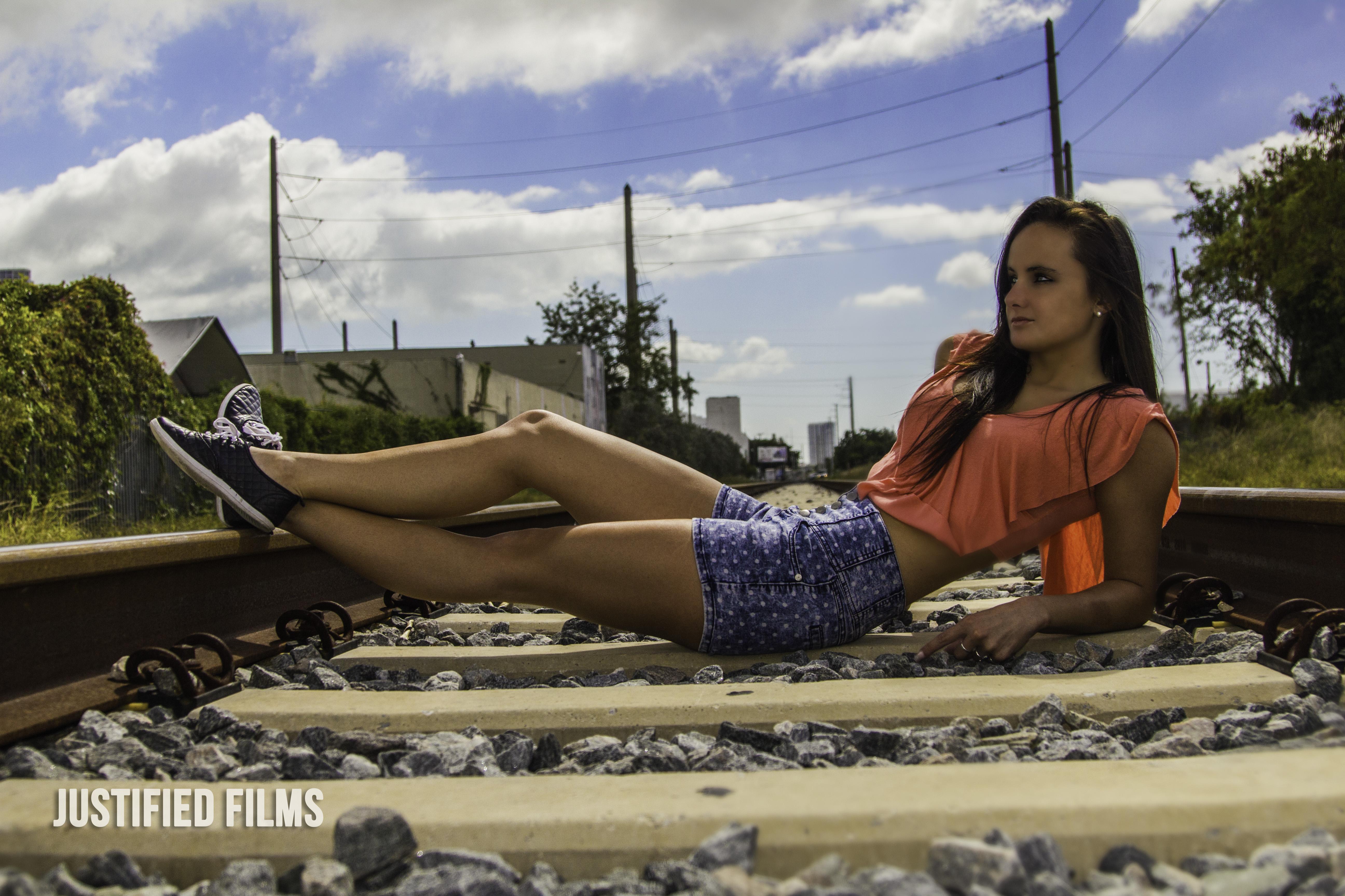 Kaitlin - Street Photoshoot