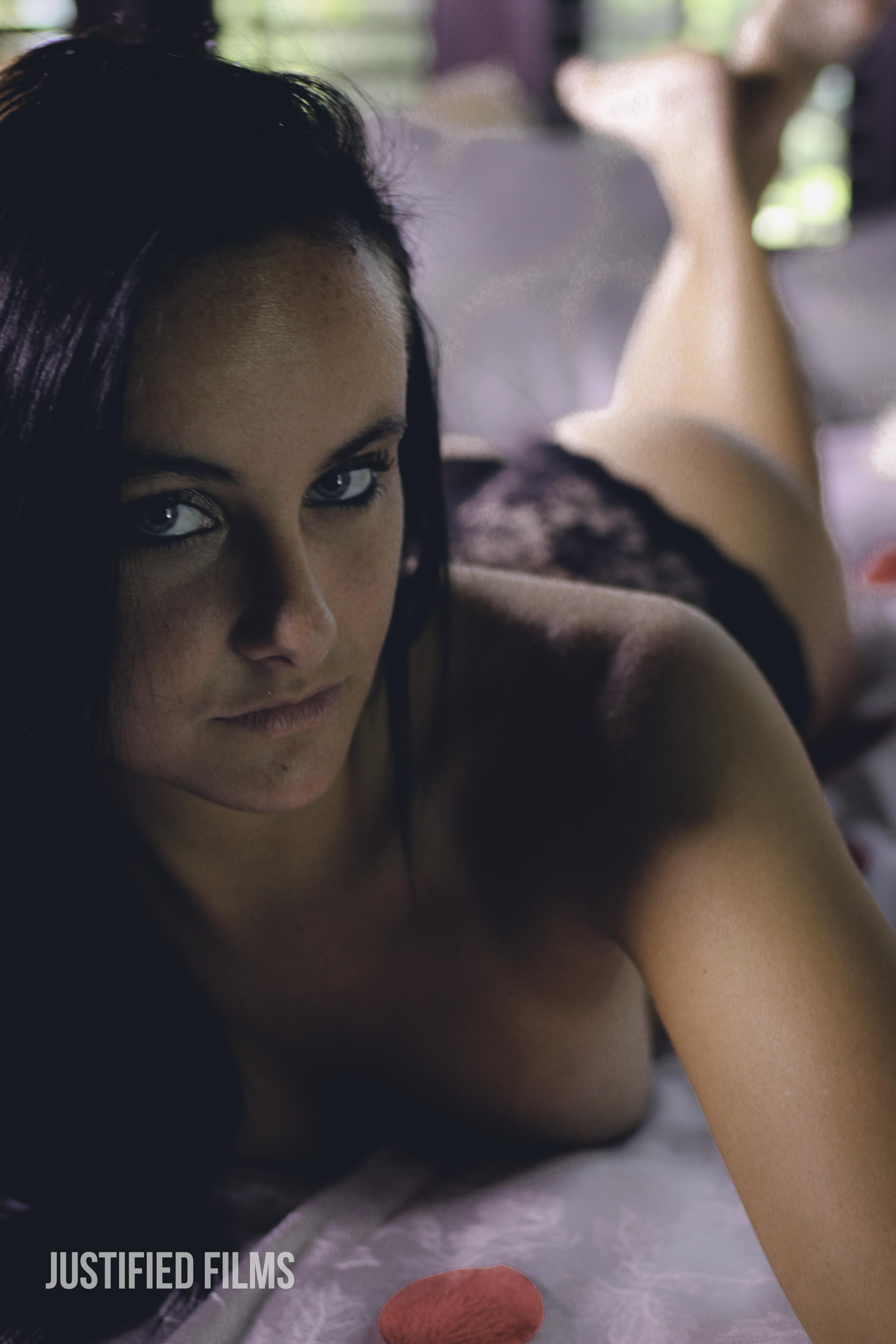 Kaitlin - Boudior Photoshoot