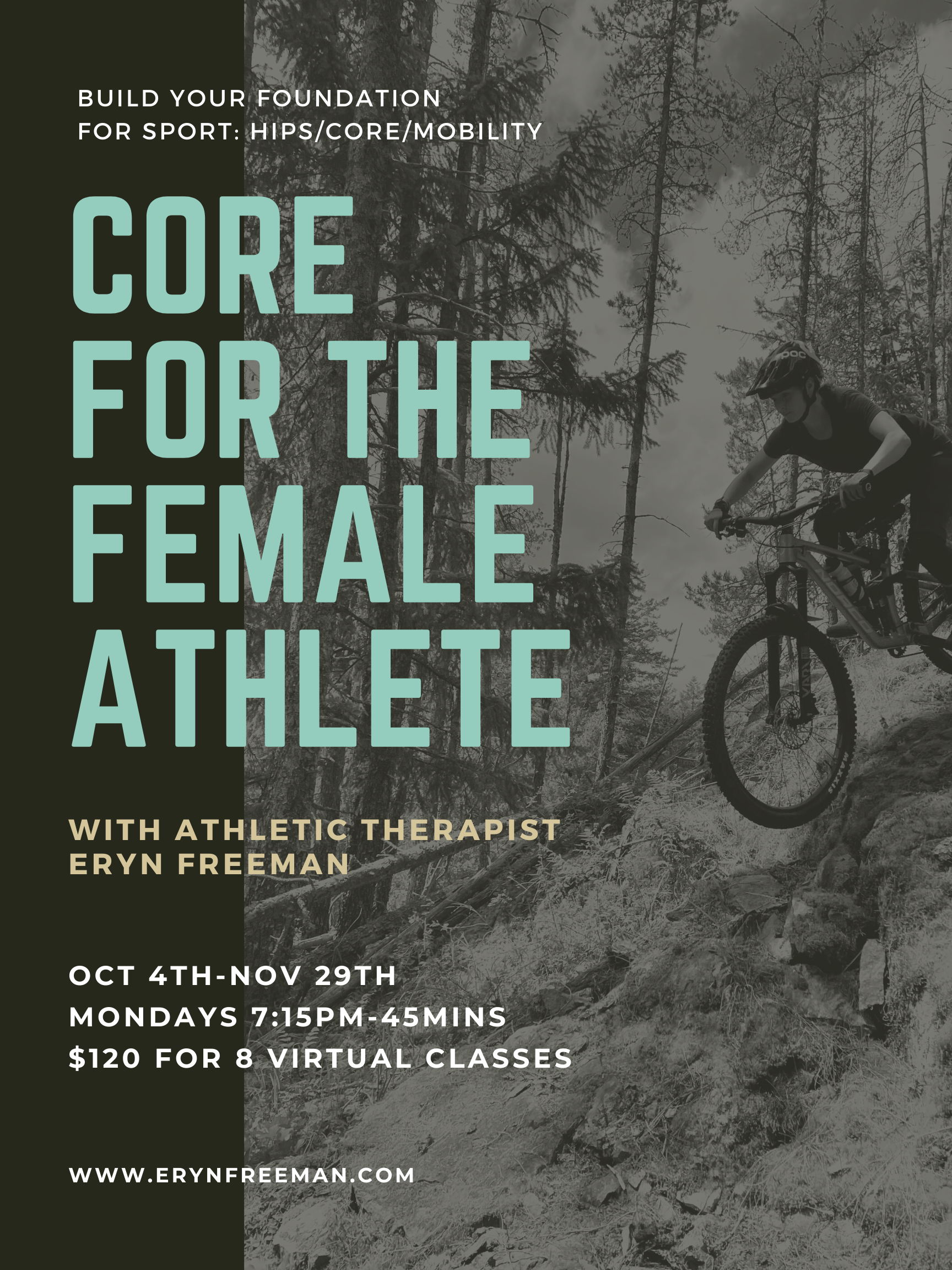 Core For the Female Athlete