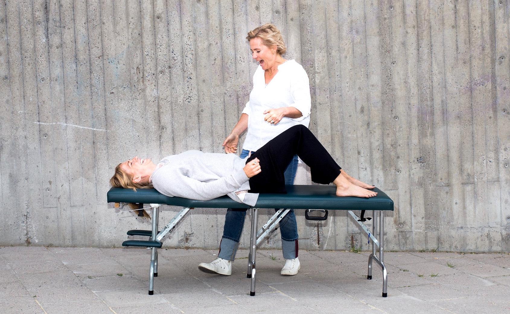 Anna Ahlefeldt Leg Kiropraktor Network Care