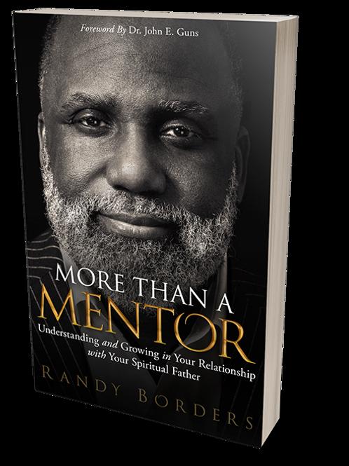 More Than A Mentor
