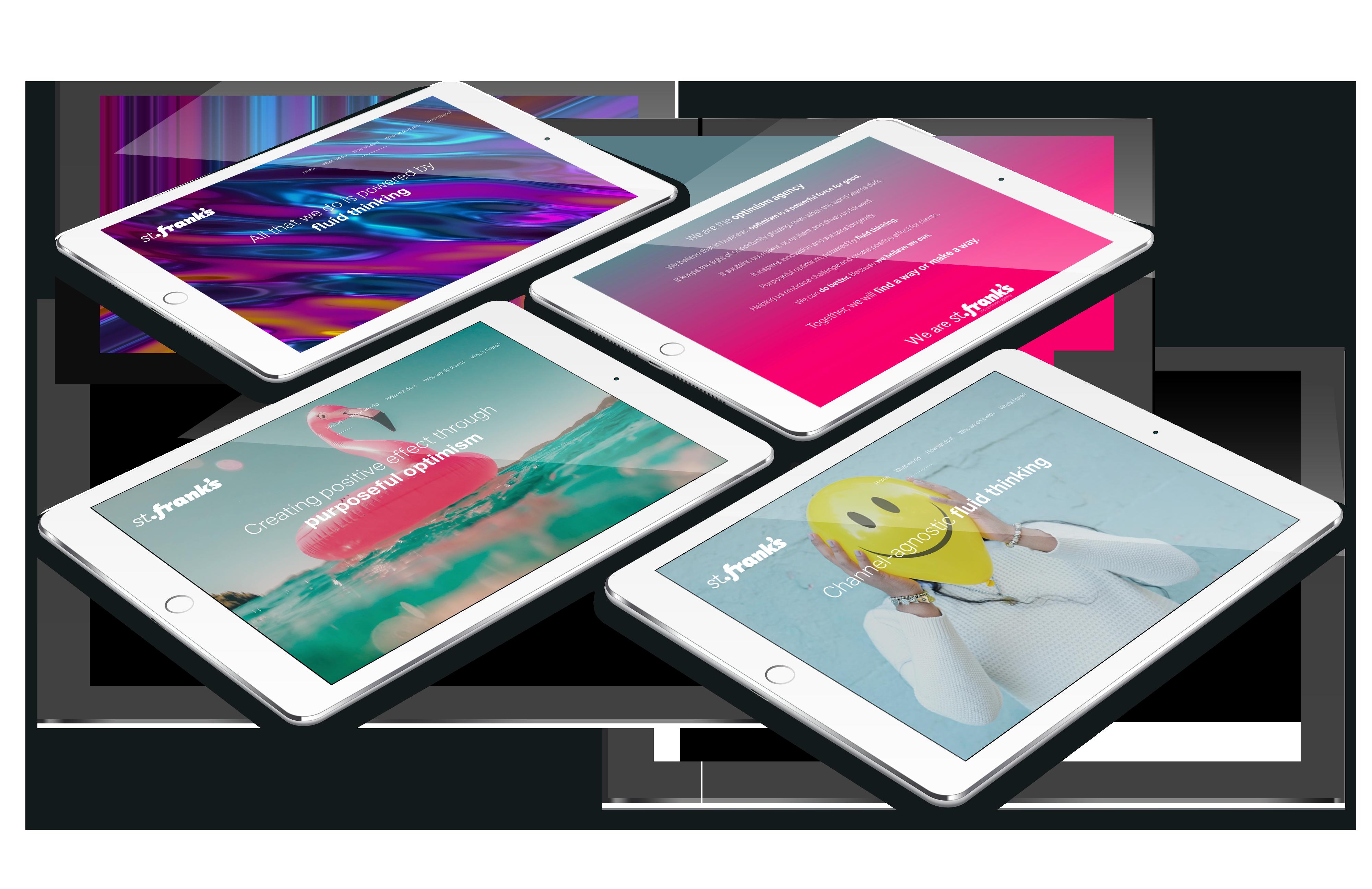 St Franks iPad