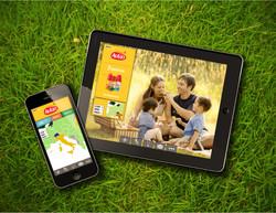 Autan_ipad & iphone UI