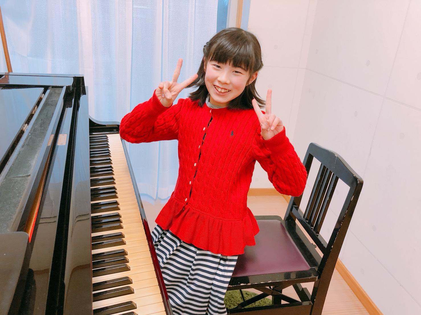 下関市ピアノ教室楽しくレッスン