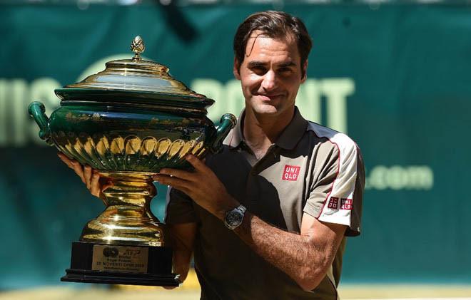 Federer xác nhận tham dự Halle Open 2021 |JP88