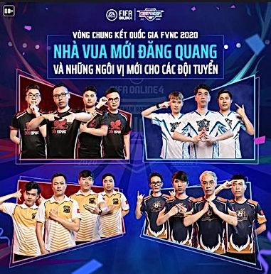 VCK Quốc Gia FVNC 2020: Mùa giải của những pha lội ngược dòng bất ngờ