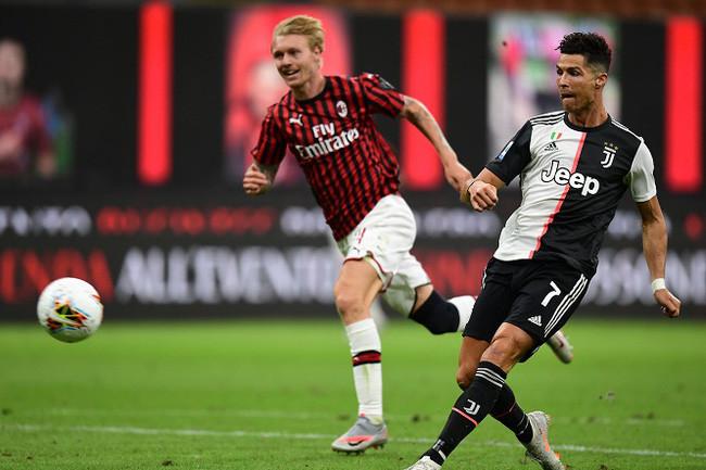 Sự chủ quan của Juventus khiến họ trả giá đắt |JP88