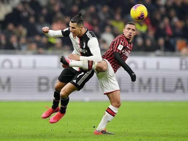 Juventus có lợi thế bàn thắng sân khách sau trận lượt đi nhờ quả penalty phút bù giờ của Cristiano Ronaldo |JP88
