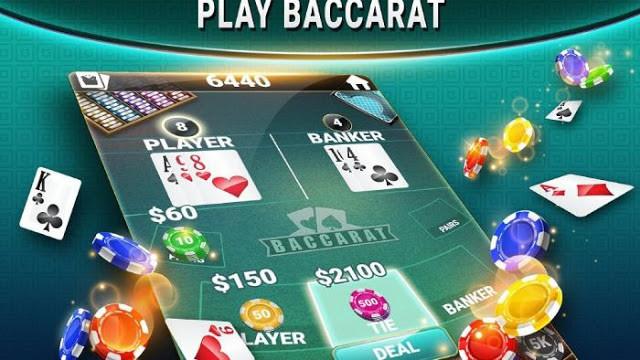 Chiến thắng game Baccarat được tính phụ thuộc vào những con số và cách xem cầu.