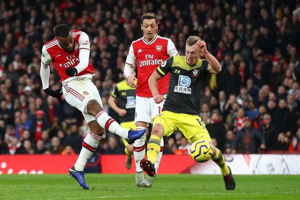 Soi kèo - Arsenal vs Southampton -kubets.net