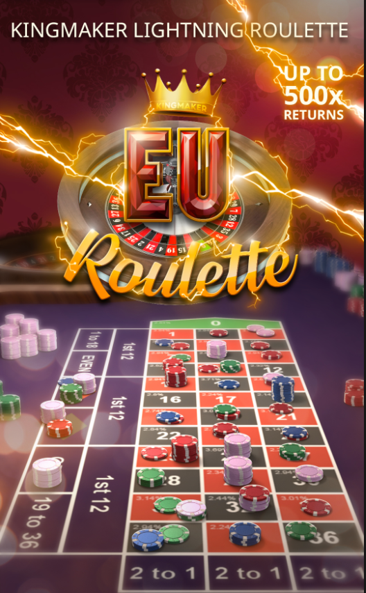 Giao diện roulette tại ST666