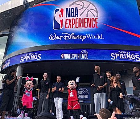 Disney ra 4 điều luật khắc nghiệt cho nhân viên trước khi chào đón NBA