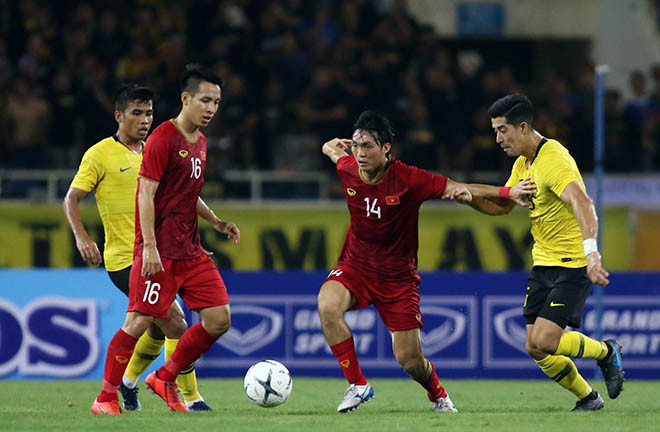 ĐT Việt Nam sẽ đối mặt với nhiều khó khăn ở vòng loại World Cup.