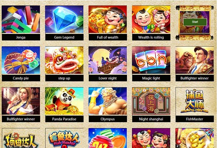 Đa dạng sự lựa chọn loại Game trên JP88.  |JP88