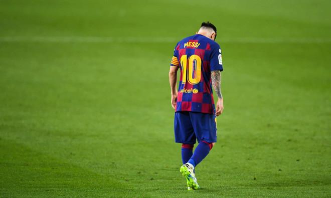 Messi cùng các đồng đội có 2 trận hòa liên tiếp cùng với tỉ số 2-2 |JP88