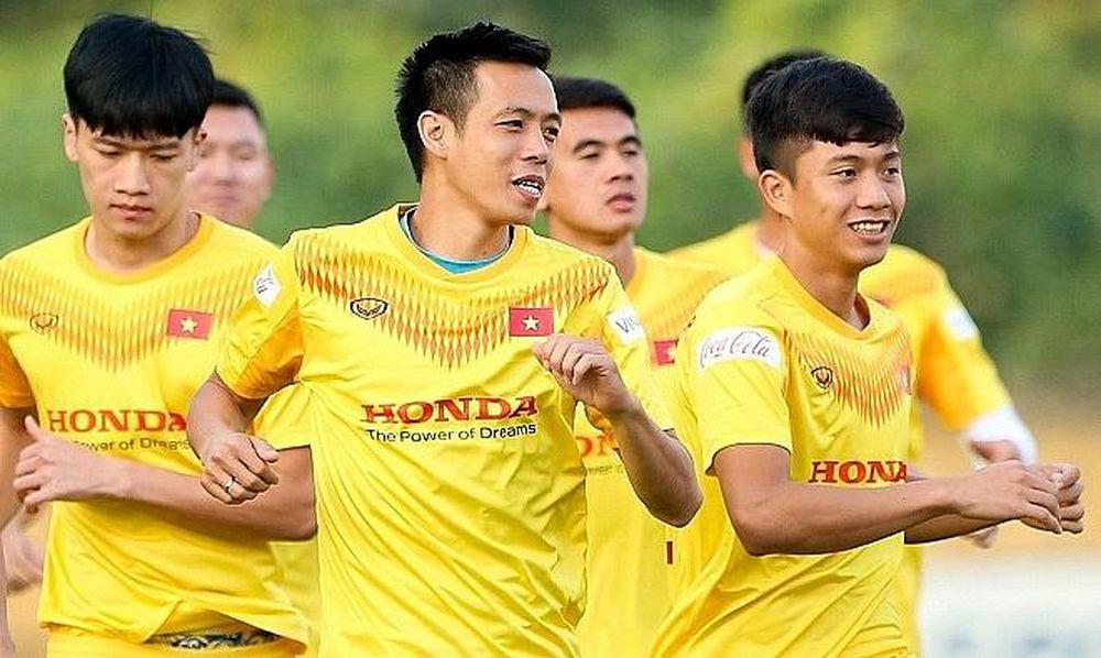Nguyễn Văn Quyết trở lại đội tuyển sau hai năm vắng bóng.