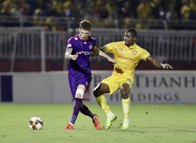 Sài Gòn FC có chuỗi 10 trận bất bại liên tiếp tại V-League 2020  JP88