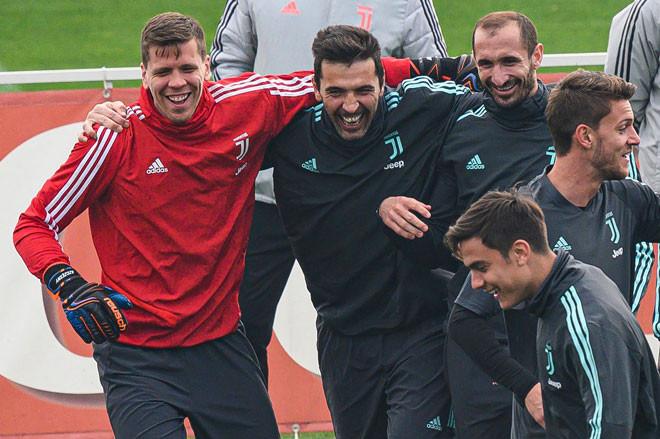 Juventus sẽ hội quân trở lại trong thời gian tới. |JP88