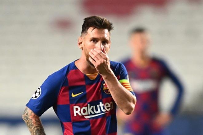 Messi không còn tha thiết với Barca