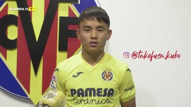 Kubo sẽ chơi cho Villarreal theo dạng cho mượn 1 mùa giải từ Real Madrid |Vua-the-thao