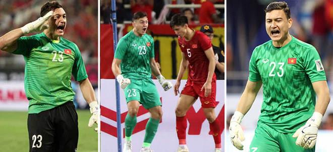 Từ AFF Cup 2018, Asian Cup 2019 tới vòng loại World Cup, Văn Lâm đều để lại dấu ấn đậm nét |JP88