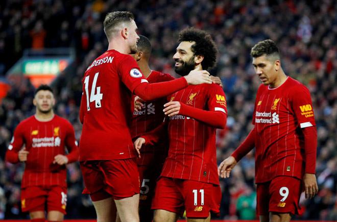 Liverpool có lực lượng gần như mạnh nhất khi đá trận derby vùng Merseyside với Everton sắp tới |JP88