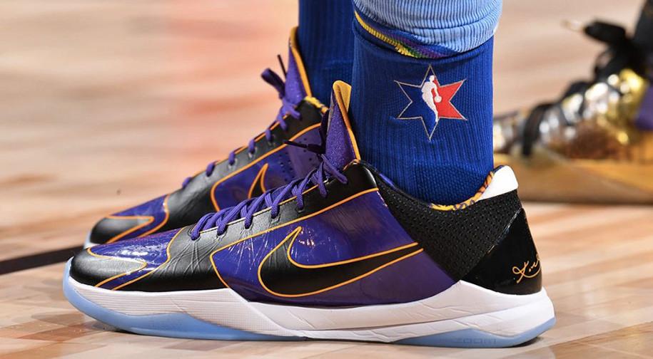 Nike Kobe 5 Protro phối màu Lakers |JP88
