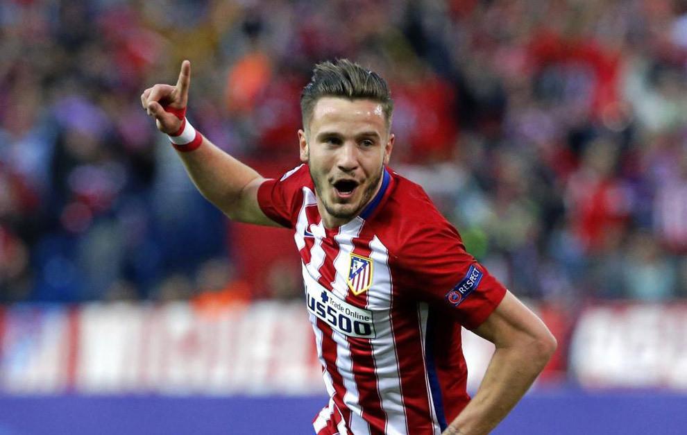 Atletico hét giá bán Saul lên tới 135 triệu bảng. |JP88
