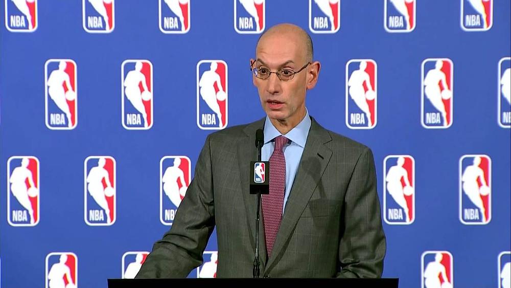 Vốn đang đau đầu vì các phương án tái khởi động mùa giải, NBA lại gặp thêm khó khăn |JP88