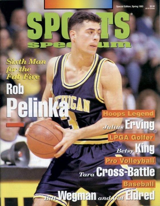 Ông từng là một VĐV bóng rổ rất xuất sắc |JP88
