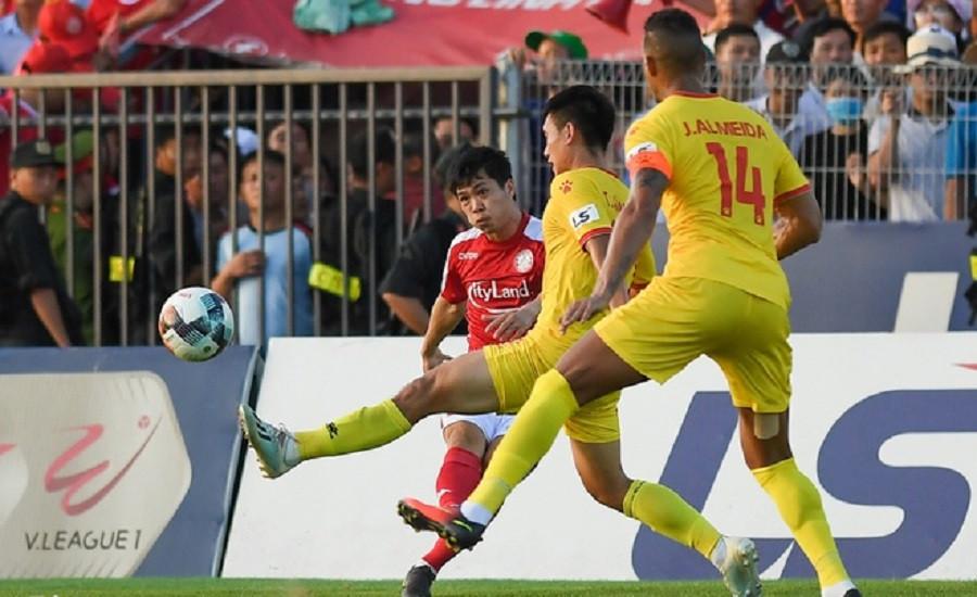 Công Phượng đã có ngày thi đấu nhạt nhòa trước Hà Tĩnh |JP88