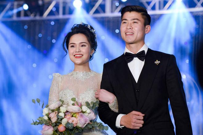 Duy Mạnh - Quỳnh Anh mới kết hôn  hồi đầu tháng 2/2020.  JP88
