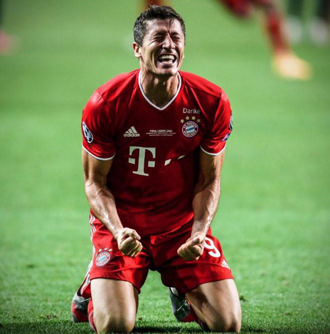 Giấc mơ danh hiệu Champions League đã trở thành hiện thực